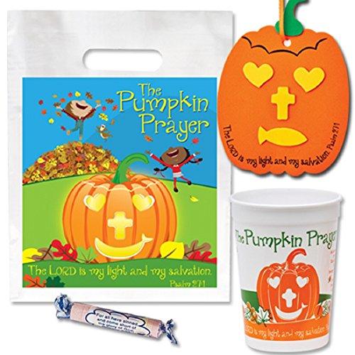 10 Pumpkin Prayer Value Packs (Pumpkin Prayer)