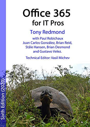 Office 365 for IT Pros (2020 Edition) on Kindle