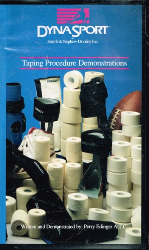 (Taping Procedure Demonstrations VHS and Manual)