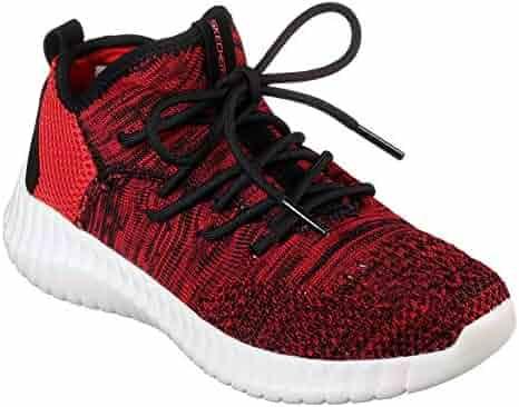 the best attitude 24314 3b8c9 Skechers Boys  Elite Flex Lace Up Sneaker