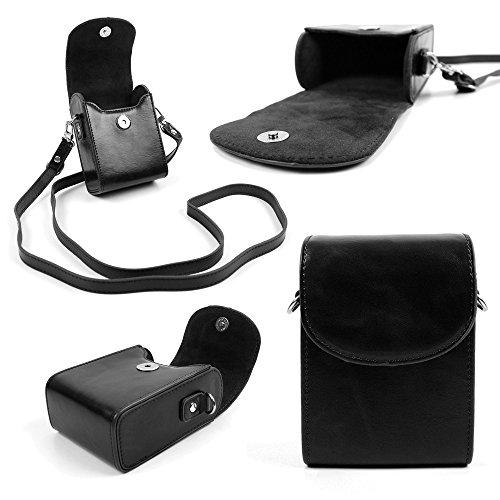 DURAGADGET Durable & Ultra-Portable, Retro-Inspired Carry Ca