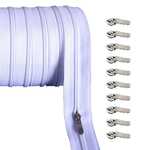 No 3 Nylon Zipper - 1