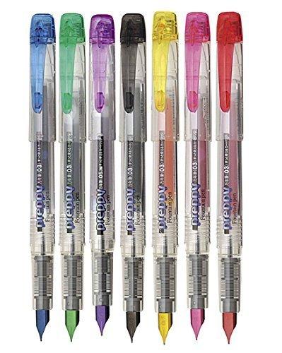 7 Pen Set - 3