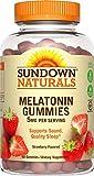 Sundown Naturals Melatonin 5 mg, 60 Gummies - Best Reviews Guide