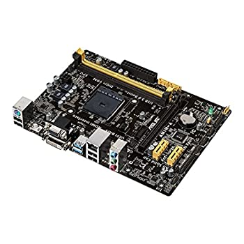 Asus Ddr3 1600 Amd Socket Am1 Sata(6gbits) Motherboard (Am1m-a) 0