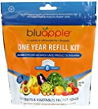 Bluapple One Year Refill Kit (Pack of 8)