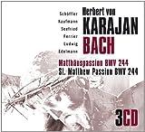 Herbert Von Karajan: Herbert von Karajan: Bach - Matthäuspassion, BWV 244 (Audio CD)