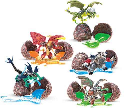 Mega Construx Breakout Beasts Styles May Vary, Wave 1