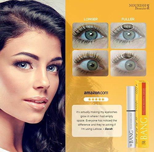 f8eadcd3f6e BANG Eyelash Serum - Gorgeous Eyelashes in Just 2 - 4 Weeks With ...
