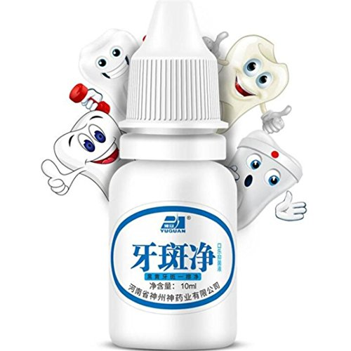 Price comparison product image Sacow Teeth Whitening Water, 10 ML Teeth Whitening Hygiene Cleaning Teeth Whitening Water