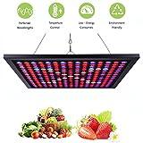 45W LED Grow Light Panel, Niello 225 LEDs Ultrathin Super Light LED Plant Grow Light Full Spectrum...
