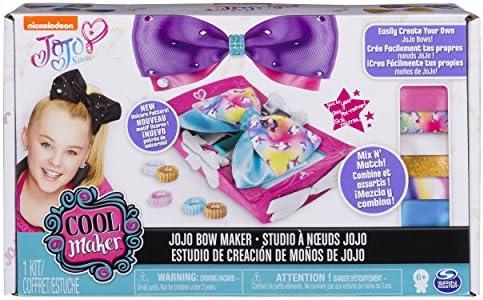 Cool Maker - JoJo Siwa Bow Maker with Rainbow and Unicorn