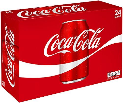 Coca-Cola, 24 pk, 12 Fl oz Cans