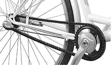 GHS Protector de Cadena de Bicicleta Chain de Cage para 1/2 x 1/8 ...