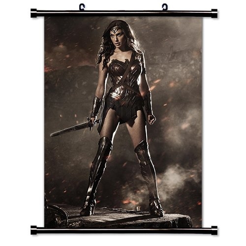 Gal Gadot Model Wall Scroll Poster