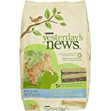 Purina Yesterday's News Softer Paper Pellet Scented Cat Litter, 26.4 lbs.