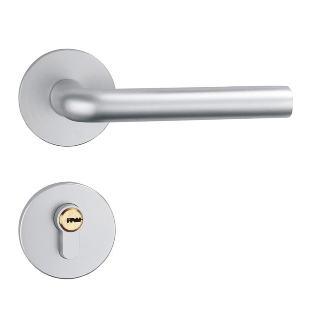 Daeou Space solid aluminum door locks interior wooden door lock room door lock