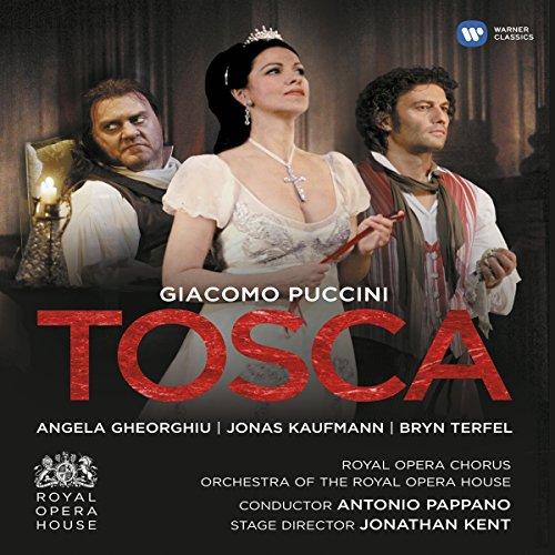 Angela Gheorghiu - Tosca (Royal Opera) (Blu-ray)