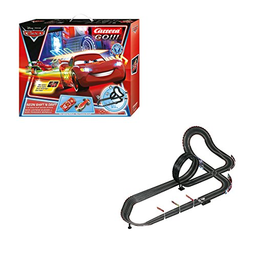 Carrera-Circuito-GO-DisneyPixar-Neon-Shift-n-drift-escala-143-20062332