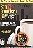 San Francisco Bay Premium Gourmet Coffee French Roast -- 12 Cups