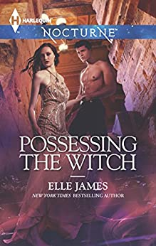 Possessing the Witch by [James, Elle]