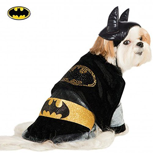 DC Comics Pet Costume, Medium, Cuddly -