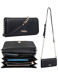 Aitbags Women's Delicate Mini Simple Crossbody Bag Coin Purse