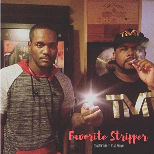 Favorite Stripper (feat. Nino Brown) [Explicit] (Brown Stripper)