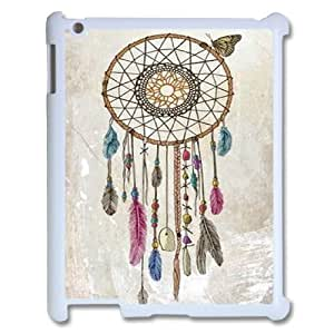 Colorful Dream Catcher ZLB528969 Personalized Phone Case for Ipad 2,3,4, Ipad 2,3,4 Case