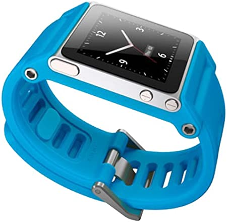 TikTok Minimal CMKY Correa de muñeca para iPod Nano 6G, Color Azul [Importado de Reino Unido]: Amazon.es: Deportes y aire libre