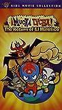 Mucha Lucha: The Return of El Malefico [VHS]