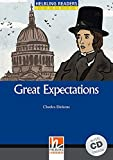 Great expectations con audio CD. Helbling Readers Blue Series Level 4. A2/B1