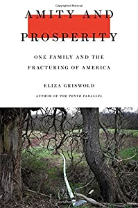 Amity and Prosperity: One Family and the Fracturing of America by Farrar, Straus and Giroux