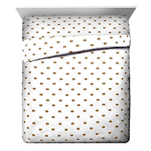 Jay Franco Bob's Burger Day 4 Piece Queen Sheet Set