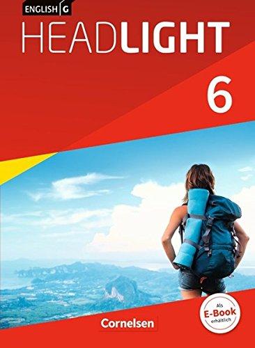 English G Headlight - Allgemeine Ausgabe: Band 6: 10. Schuljahr - Schülerbuch: Kartoniert