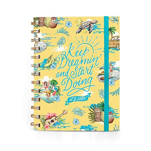 Agenda anillada Keep Dreamin 2015 (Spanish Edition): Lucas ...
