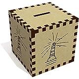 Azeeda 'Lighthouse' Money Box / Piggy Bank (MB00007415)