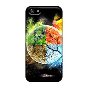 Iphone 5/5s Cases Bumper Covers For Earth Accessories