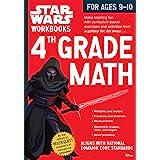 Star Wars Workbook: 4th Grade Math (Star Wars Workbooks)