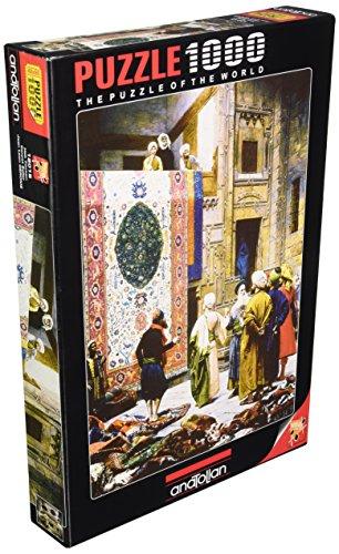 Carpet Seller Jigsaw Puzzle, 1000-Piece (Rug Jigsaw)