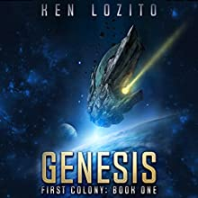 Genesis Audiobook by Ken Lozito Narrated by Scott Aiello