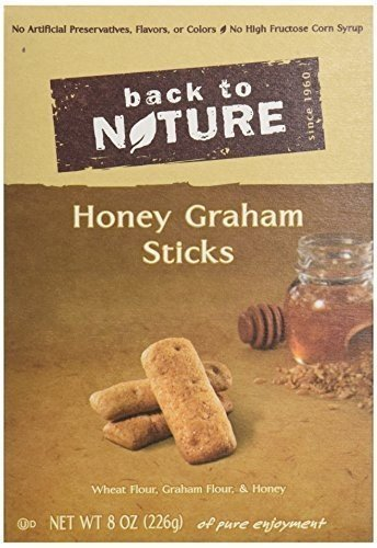 Back To Nature Graham Stk Honey by Back to Nature