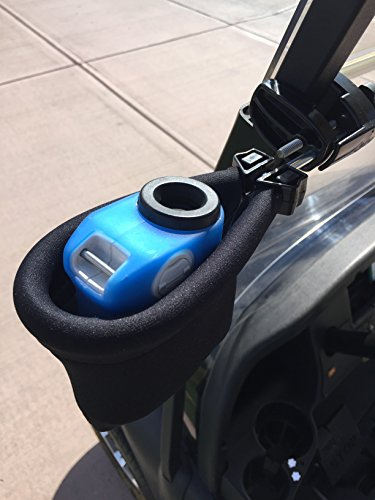 Caddie Buddy Laser Rangefinder Golf Cart Holder/Mount