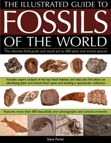 An Illustrated Guide to the Fossils of the World: A full-color directory and identification aid to over 250 plant and animal fossils, with 600 clear ... and artworks (Illustrated Guide to) ebook