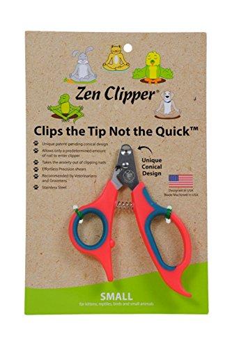 Zen Clipper (Coral, Small)