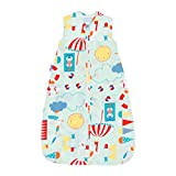 Grobag Travel Baby Sleeping Bag - Beside the Sea 0.5 Tog (18-36 Months)