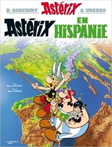 Asterix Asterix En Hispanie N 14 Amazon Fr Rene