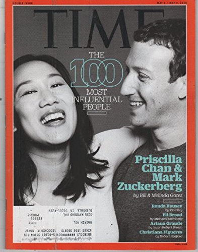 Time magazine 2016 May 2 - The 100 Most Influential People PDF