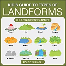 154190205X on Landforms Of The Earth