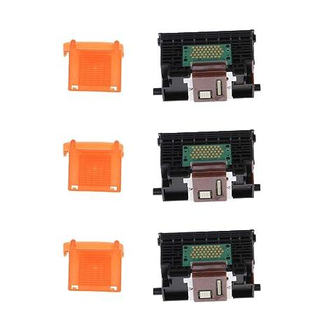 H HILABEE - Cabezal de Impresora (3 Unidades, Compatible con Canon ...